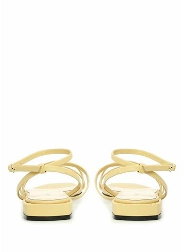 Beymen Collection Sandalet Sarı
